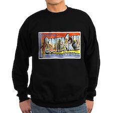 Santa Cruz California Greetin Jumper Sweater