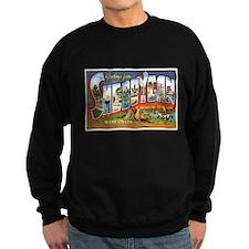 Sheboygan Wisconsin Greetings Sweatshirt