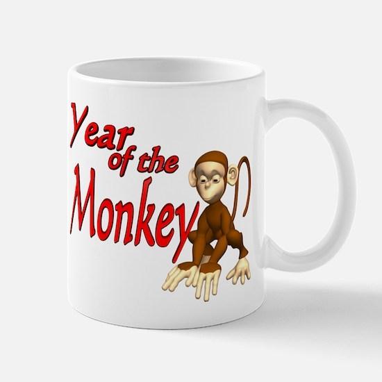 YEAR OF THE MONKEY Mug