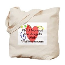 Pediatrics/PICU Tote Bag