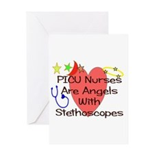 Pediatrics/PICU Greeting Card