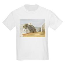 Perched Cat T-Shirt