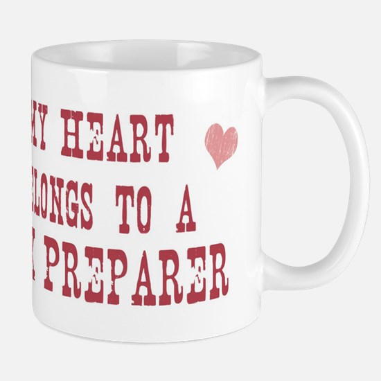 Belongs to Tax Preparer Mug