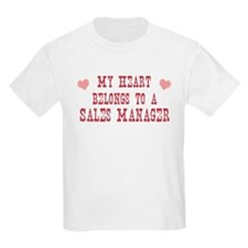 Belongs to Sales Manager T-Shirt