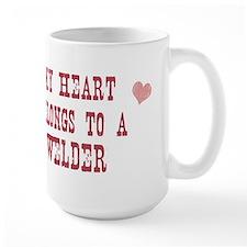 Belongs to Welder Mug