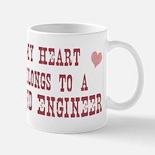 Belongs to Sound Engineer Mug