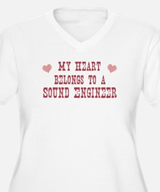 Belongs to Sound Engineer T-Shirt