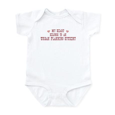 Belongs to Urban Planning Stu Infant Bodysuit