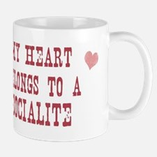 Belongs to Socialite Mug