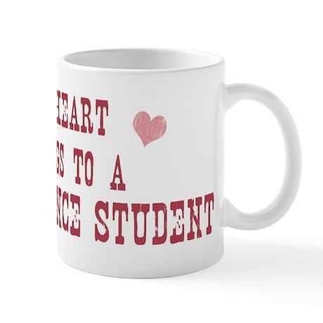 Belongs to Social Science Stu Mug