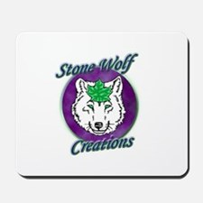 Stone Wolf Creations Mousepad