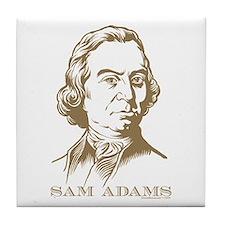 Sam Adams Tile Coaster