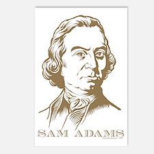 Sam Adams Postcards (Package of 8)