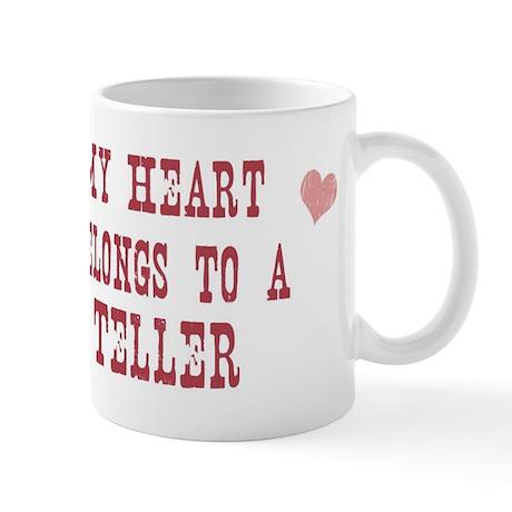 Belongs to Teller Mug