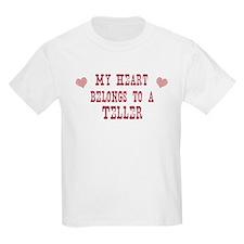Belongs to Teller T-Shirt