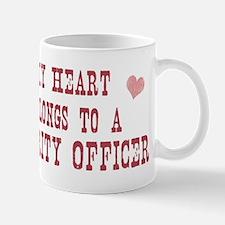 Belongs to Security Officer Mug