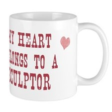 Belongs to Sculptor Mug