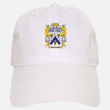 Masters Coat of Arms - Family Crest Baseball Baseball Cap
