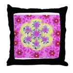 Throw Pillow Flake Filligree