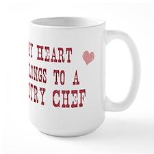 Belongs to Pastry Chef Mug
