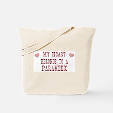Belongs to Paramedic Tote Bag