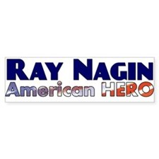 Ray Nagin American Hero Bumper Bumper Sticker