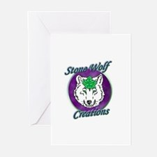 Stone Wolf Creations Greeting Cards (Pk of 10)