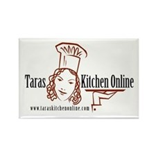 Taras Kitchen Online Rectangle Magnet