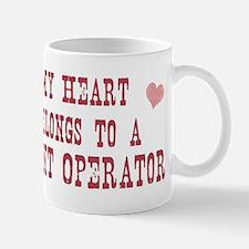 Belongs to Plant Operator Mug