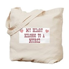 Belongs to Nurse Tote Bag