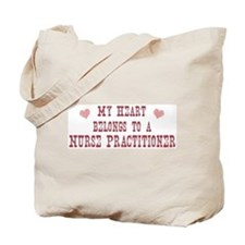 Belongs to Nurse Practitioner Tote Bag