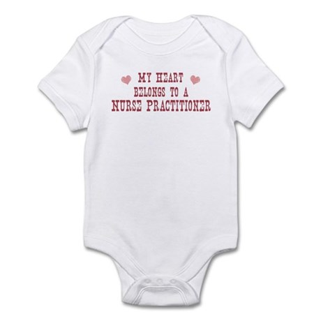 Belongs to Nurse Practitioner Infant Bodysuit