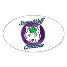 Stone Wolf Creations Oval Decal