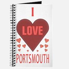 I Love Portsmouth Journal