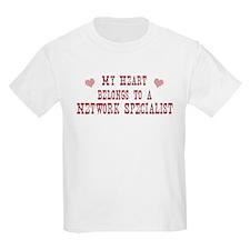 Belongs to Network Specialist T-Shirt