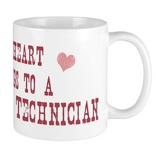 Belongs to Pharmacy Technicia Mug