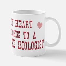 Belongs to Marine Biologist Mug