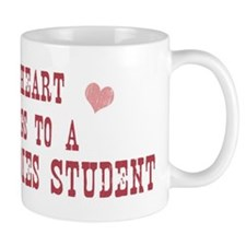 Belongs to Peace Studies Stud Mug