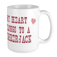 Belongs to Lumberjack Mug