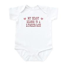 Belongs to Lumberjack Infant Bodysuit
