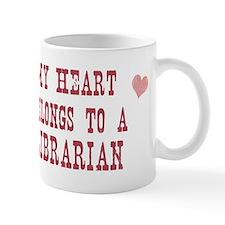 Belongs to Librarian Mug