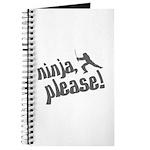 Ninja, Please! Journal