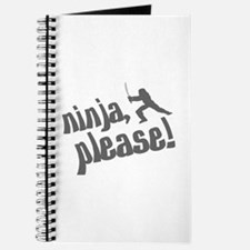 Ninja, Please! Journal