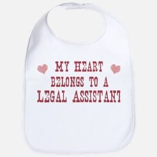 Belongs to Legal Assistant Bib