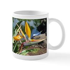 Bird of Paridise Mugs
