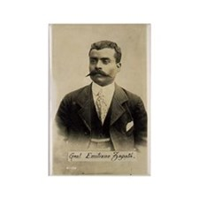 General Emiliano Zapata Rectangle Magnet