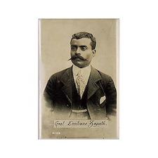 General Emiliano Zapata Rectangle Magnet
