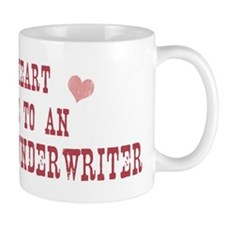 Belongs to Insurance Underwri Mug