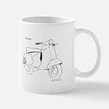 Scootin' Mug