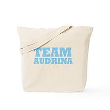 Team Audrina Tote Bag